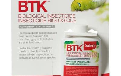 Les insecticides biologiques